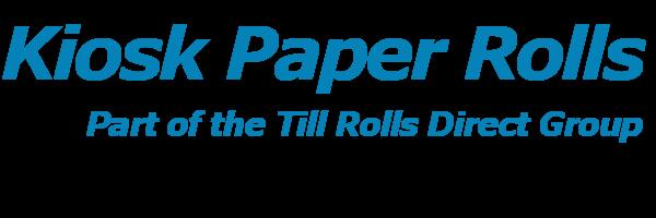 Kiosk Paper Rolls